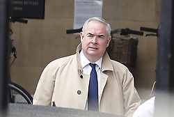 © Licensed to London News Pictures. 09/09/2019. London, UK. Attorney General Geoffrey Cox arrives at Parliament. The government have announced that <br /> Parliament will be prorogued at the end of business today. Photo credit: Peter Macdiarmid/LNP