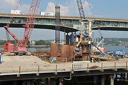 Pearl Harbor Memorial Bridge Project B1 Contract 92-618