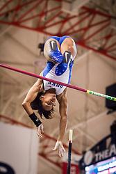 Clark, Duke, womens pole vault, Armory Track Invitational Indoor,