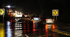 Tauranga-Roads affected as heavy rain hits the Bay of Plenty