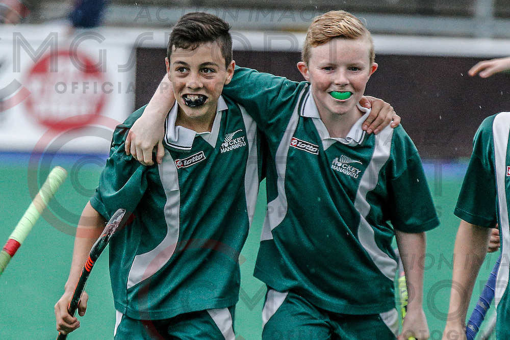 SOUTHLAND V MANAWATU DAY 4<br /> U13 BOYS HATCH CUP FROM NUNWEEK PARK IN Christchurch. OCTOBER 3RD - 8TH , 2016.<br /> Photo by CMGSPORT