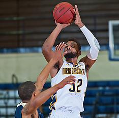 2014-15 A&T Men's Basketball vs NC Wesleyan