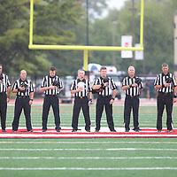 Football: Carthage College Red Men vs. University of Wisconsin Oshkosh Titans