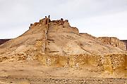 Halabiya Fortress, (Roman and Byzantine) by the Euphrates, Syria