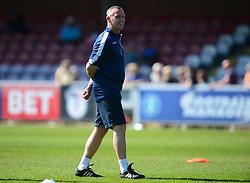 Bristol Rovers First Team Coach Steve Yates <br />  - Mandatory by-line: Alex James/JMP - 08/04/2017 - FOOTBALL - Cherry Red Records Stadium - Kingston upon Thames, England - AFC Wimbledon v Bristol Rovers - Sky Bet League One