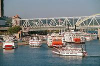 Tall Stacks Riverboat Festival, Cincinnati