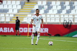 January 12, 2019 - Abu Dhabi, Abu Dhabi, United Arab Emirates - Ehsan Hajsafi of Iran    during Vietnam v Iran, AFC Asian Cup football, Nahyan Stadium, Abu Dhabi, United Arab Emirates on January 12, 2019  (Credit Image: © Ulrik Pedersen/NurPhoto via ZUMA Press)