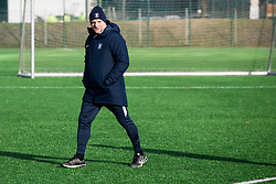 Robert Pevnik, head coach during 1st Practice session of NK Olimpija Ljubljana after Winter break before Spring season of Prva liga 2018/19, on January 10, 2018 in ZAK, Ljubljana, Slovenia. Photo by Vid Ponikvar / Sportida