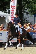 Seth Boschman - Apache<br /> KWPN Kampioenschappen 2010<br /> © DigiShots