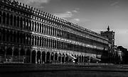 Procuratie vecchio building, Saint marks square, Venice Italy