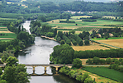 Domme a commune in the Dordogne department in Aquitaine in southwestern France. the Dordogne river.