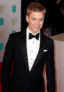 Feb 8, 2015 - EE British Academy Film Awards 2015 - Red Carpet Arrivals at Royal Opera House<br /> <br /> Pictured: Freddie Fox<br /> ©Exclusivepix Media