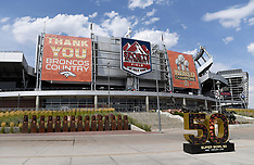 Sports Authority Field at Mile High Exteriors