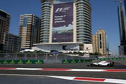 June 23, 2017 - Baku, Azerbaijan - Motorsports: FIA Formula One World Championship 2017, Grand Prix of Europe, .#19 Felipe Massa (BRA, Williams Martini Racing) (Credit Image: © Hoch Zwei via ZUMA Wire)