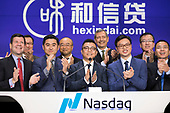 17.11.03 - Hexindai IPO at Nasdaq
