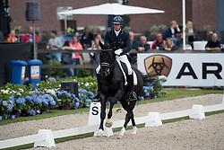 Heylen Tom, BEL, Jar of Ballmore<br /> World Championship Young Dressage Horses <br /> Ermelo 2016<br /> © Hippo Foto - Dirk Caremans<br /> 29/07/16