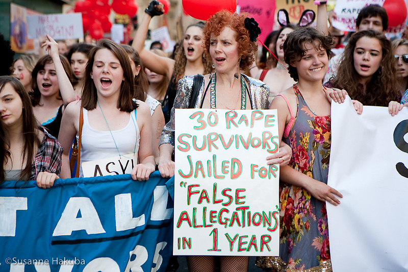 Slutwalk, London, UK