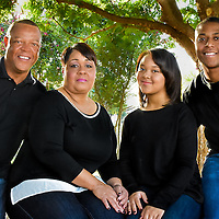 Moorer Family Portraits
