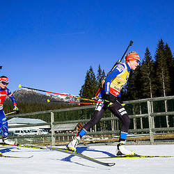 20141221: SLO, Biathlon - IBU Biathlon World Cup Pokljuka, Women 12,5 km Mass Start