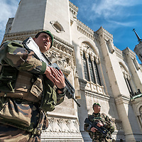 Operation Sentinelle 2eme REG Lyon