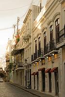 Calle Cristo street
