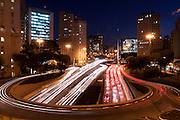 Sao Paulo_MG, Brasil...Viaduto Maria Paula em Sao Paulo...Maria Paula overpress in Sao Paulo...Foto: MARCUS DESIMONI / NITRO