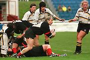 "Women's Rugby, ""Bread of life"" Cup Final. 1998, Saracens v Wasps 18-4-98. Stoop   24/04/1998.  Peter Spurrier/Intersport Images....[Mandatory Credit, Peter Spurrier/ Intersport Images]"