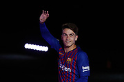 Denis Suarez of FC Barcelona during the Spanish championship La Liga football match between FC Barcelona and Real Sociedad on May 20, 2018 at Camp Nou stadium in Barcelona, Spain - Photo Andres Garcia / Spain ProSportsImages / DPPI / ProSportsImages / DPPI
