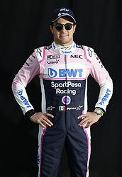 March 14, 2019 - Melbourne, Australia - Motorsports: FIA Formula One World Championship 2019, Grand Prix of Australia, ..#11 Sergio Perez (MEX, Racing Point F1 Team) (Credit Image: © Hoch Zwei via ZUMA Wire)