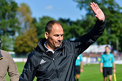 Ante Simundza, head coach of NS Mura after football match between NS Mura and NK Maribor in 10th Round of Prva liga Telekom Slovenije 2018/19, on September 30, 2018 in Mestni stadion Fazanerija, Murska Sobota, Slovenia. Photo by Mario Horvat / Sportida