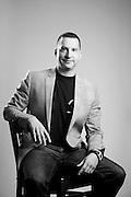 Joe Padlo<br /> Marine Corps<br /> E-6<br /> Supply, Infantry<br /> Aug. 1998 - Aug. 2007<br /> OIF, OEF<br /> <br /> Veterans Portrait Project<br /> Jacksonville, Florida