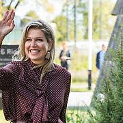 NLD/Apeldoorn/20190919 - Maxima bij bijeenkomst NLgroeit