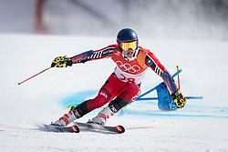 18-02-2018 KOR: Olympic Games day 9, Pyeongchang<br /> Alpine Skiing Men's Giant Slalom at Yongpyong Alpine Centre / Trevor Philp of Canada
