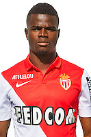 Uwa Elderson ECHIEJILE - 29.08.2014 - Photo officielle Monaco - Ligue 1 2014/2015<br /> Photo : Cyril Masson / AS Monaco / Icon Sport