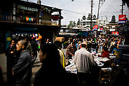 Street shots of north India. Photo by Suzanne Lee Darjeeling Hill, West Bengal,