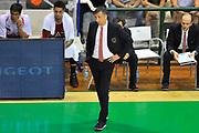 DESCRIZIONE : Campionato 2013/14 Finale GARA 4 Montepaschi Mens Sana Siena - Olimpia EA7 Emporio Armani Milano<br /> GIOCATORE : Luca Banchi<br /> CATEGORIA : Ritratto Delusione<br /> SQUADRA : Olimpia EA7 Emporio Armani Milano<br /> EVENTO : LegaBasket Serie A Beko Playoff 2013/2014<br /> GARA : Montepaschi Mens Sana Siena - Olimpia EA7 Emporio Armani Milano<br /> DATA : 21/06/2014<br /> SPORT : Pallacanestro <br /> AUTORE : Agenzia Ciamillo-Castoria / Luigi Canu<br /> Galleria : LegaBasket Serie A Beko Playoff 2013/2014<br /> Fotonotizia : DESCRIZIONE : Campionato 2013/14 Finale GARA 4 Montepaschi Mens Sana Siena - Olimpia EA7 Emporio Armani Milano<br /> Predefinita :