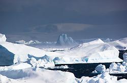 Ice berg in Antarctica
