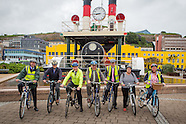 States members cycle challenge