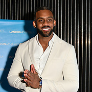 Richard Blackwood attend Awareness gala hosted by the Health Committee with live music and poetry performances at City Hall at The Queen's Walk, London, UK. 18 March 2019.