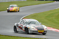 #44 Jake McAleer Porsche Boxster S during the The Sylatech Porsche Club Championship with Pirelli at Oulton Park, Little Budworth, Cheshire, United Kingdom. September 03 2016. World Copyright Peter Taylor/PSP.