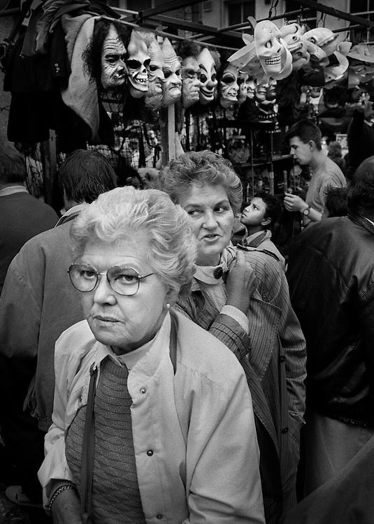Brick Lane Market, London.