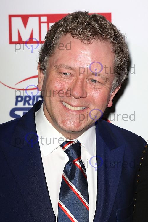 Jon Culshaw, Pride of Sport Awards, Grosvenor House Hotel, London UK, 07 December 2016, Photo by Richard Goldschmidt