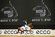 Catherine Dufour - Atterupgaards Cassidy<br /> World Cup Herning 2017<br /> © DigiShots