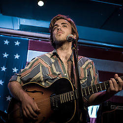Andrew Combs at Fitzgerald's American Music Festival