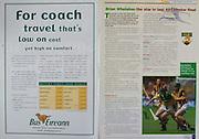 All Ireland Senior Hurling Championship - Final, .10.09.2000, 09.10.2000, 10th September 2000, .10092000AISHCF,.Senior Kilkenny v Offaly,.Minor Cork v Galway,.Kilkenny 5-15, Offaly 1-14, .Bus Eireann,