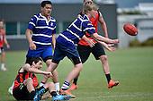 20151118 AFL - Junior Hawkes Cup