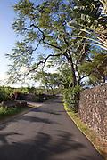 Road to Ahihi-Kinau Natural Area Reserve, Maui, Hawaii