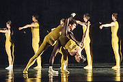 19/04/2012. London, UK. The Royal Flanders Ballet present Artifact with Choreography, Lighting and stage design by William Forsythe. Sadler's Wells Theatre, London.