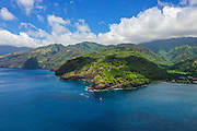 Omao, Fatu Hiva, Marquesas, French Polynesia, South Pacific