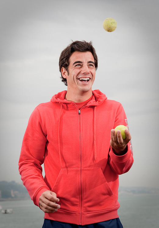 Frederico Gil, tennis player, 2010